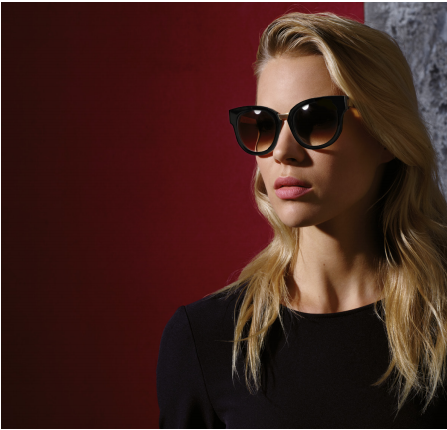 lunette solaire femme marque Thierry Lasry