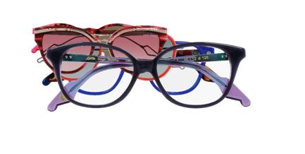 Gamme de montures de lunettes Vinyl Factory