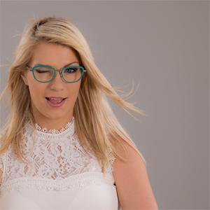 lunettes de vue Orgreen, modèle LIV-618