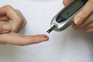 diabète et contrôle des yeux