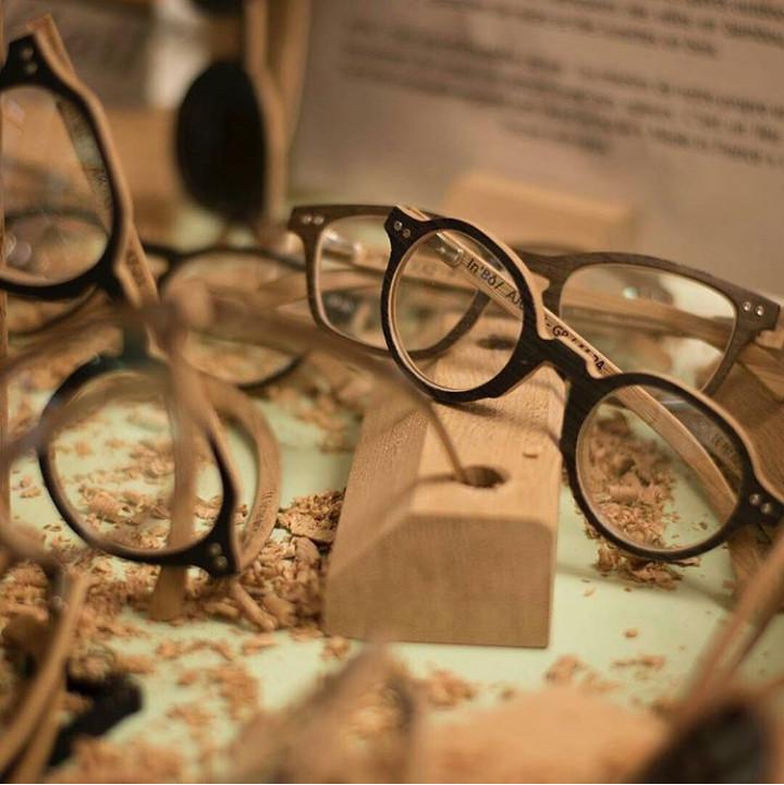 lunette en bois In'bô