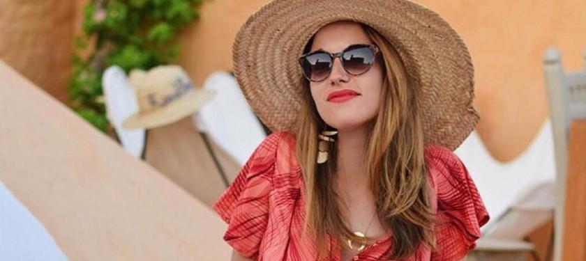 Lunettes Nathalie Blanc modèle Swann