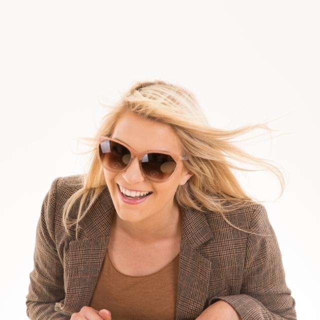 verres de lunettes de soleil