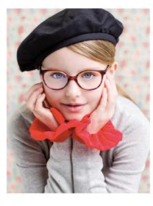 montures de lunettes enfants