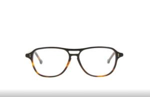 Modèle Jeff : lunettes pour hommes de la collection Nathalie Blanc