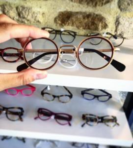 quelques lunettes vintage Annasam