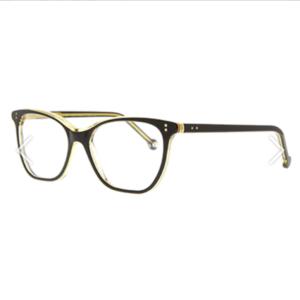 Modèle Françoise, lunettes de vue Nathalie blanc
